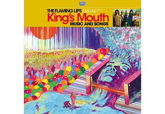The Flaming Lips - King's Mouth (LP+MP3)  - (LP + Download)