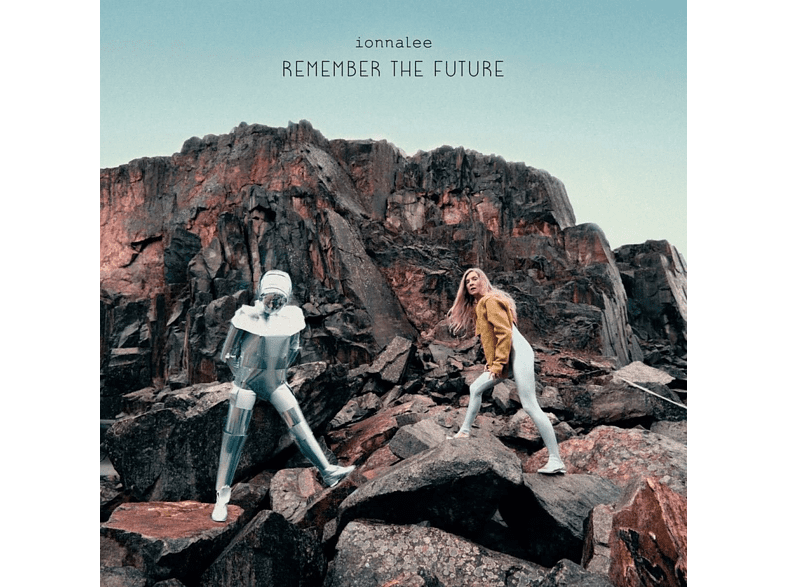 Ionnalee - Remember The Future [CD]