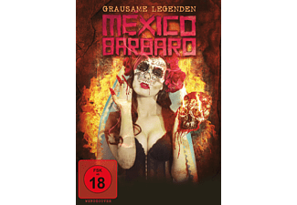 Mexico Barbaro-Grausame Legenden DVD