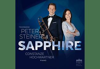 Peter Steiner, Constanze Hochwartner - Sapphire  - (CD)