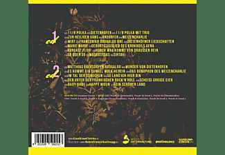 Gankino Circus - DIE LETZTEN IHRER ART (LIVE)  - (CD)