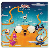 VARIOUS - Adventure Time: Complete Series (Ltd.180g 4LP+CD) [LP + Bonus-CD]