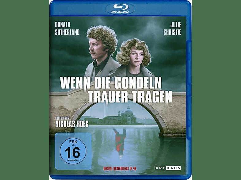Wenn die Gondeln Trauer tragen [Blu-ray]