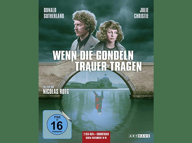 Wenn die Gondeln Trauer tragen (Limited Soundtrack Edition) [Blu-ray]