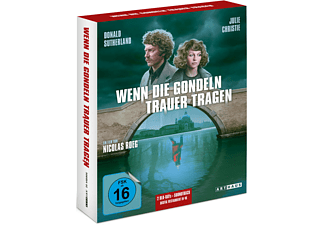 Wenn die Gondeln Trauer tragen (Limited Soundtrack Edition) Blu-ray