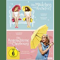 Die Regenschirme von Cherbourg & Die Mädchen von Rochefort [Blu-ray]