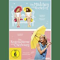 Die Regenschirme von Cherbourg & Die Mädchen von Rochefort [DVD]