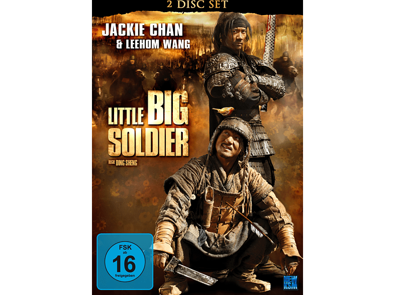 Little Big Soldier [DVD]