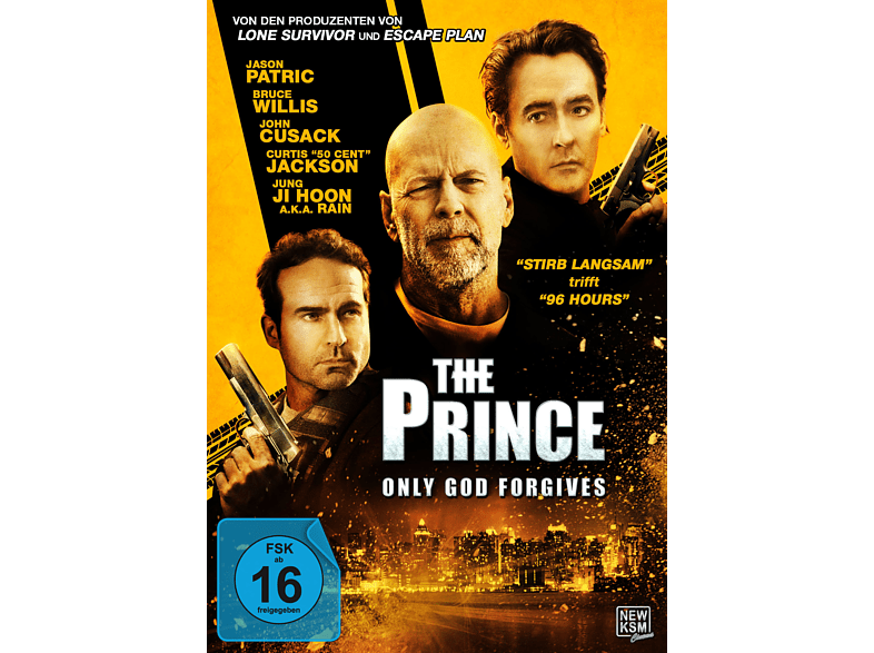 The Prince - Only God Forgives [DVD]