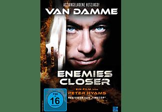 Enemies Closer - Bad Country DVD