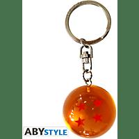 ABYSTYLE DRAGON BALL 3D DBZ/ Dragon Ball Schlüsselanhänger, Mehrfarbig