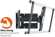 VOGEL´S Vogel's THIN 550 TV-Wandhalterung für 102-254 cm (40-100 Zoll) Fernseher, drehbar und neigbar  Wandhalterung, Schwarz
