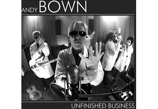 Andy Bown - Unfinished Business  - (CD)