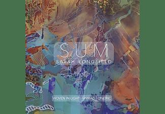 Sarah Longfield - Sum  - (CD)