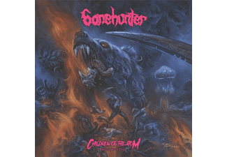 Bonehunter - Children of the Atom  - (CD)