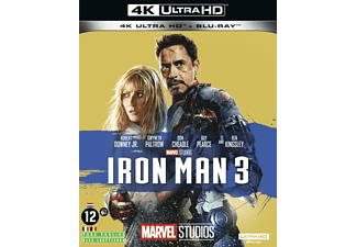 Iron Man 3 - 4K Blu-ray