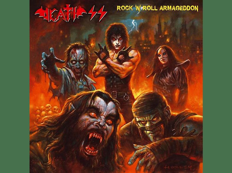 Death Ss - Rock 'n' Roll Armageddon (2LP/GTF/Magenta Vinyl) [Vinyl]
