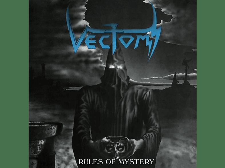 Vectom - Rules of Mystery (Blue Vinyl) [Vinyl]