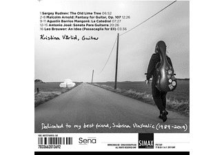Kristina Vårlid - An idea  - (CD)