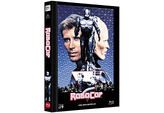ROBOCOP (DIR.CUT/1987/MEDIABOO C/+DVD) - (Blu-ray + DVD)