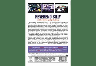 Reverend Billy DVD