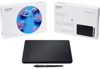 WACOM Intuos Pro S Grafiktablet, Schwarz