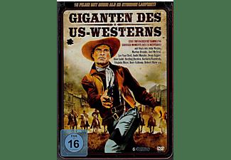 Giganten des US-Westerns DVD