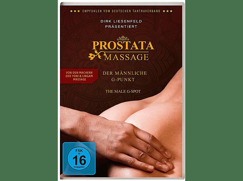 Männlichen Massage Prostata der Prostatamassage