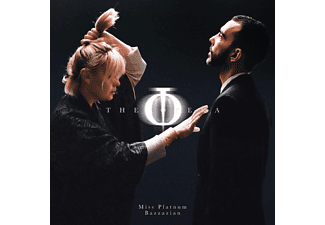 Miss Platnum & Bazzazian - The Opera  - (CD)
