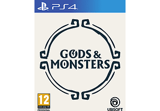PS4 - Gods & Monsters /Multilinguale