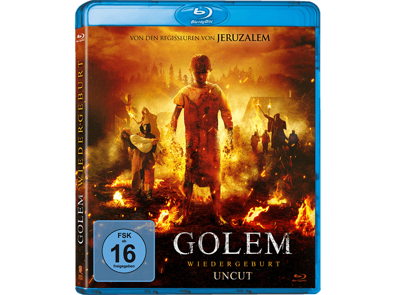 Golem - Wiedergeburt (Uncut) [Blu-ray]