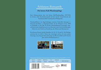 Romantik Auf Schienen-Die Letzten Kali-Plandampfzü DVD