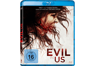 The Evil in Us Blu-ray