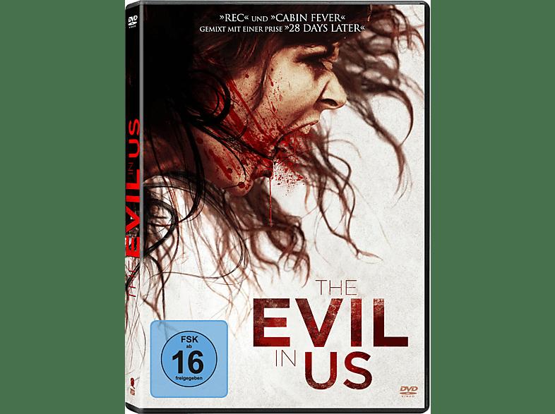 The Evil in Us [DVD]