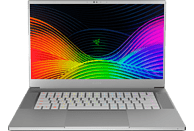 RAZER Blade 15 Profi Modell, Notebook mit 15.6 Zoll Display, Core™ i7 Prozessor, 16 GB RAM, 512 GB mSSD, GeForce® RTX™ 2070, Silber/Weiß