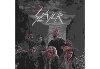 VARIOUS - Raining Blood - Tribute To Slayer  - (CD)