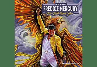VARIOUS - We Will Rock You - In Memory Of Freddy Mercury  - (CD)
