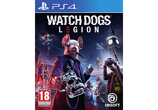 PS4 - Watch Dogs: Legion /Multilinguale