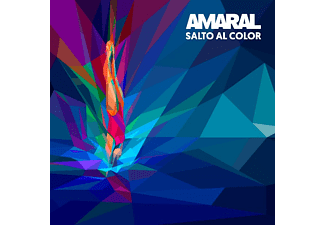 Amaral - Salto al color (Ed. Deluxe) - CD