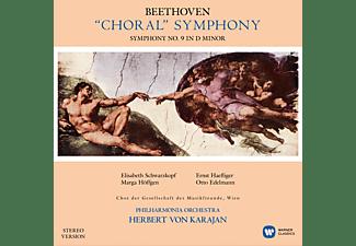 Chor der Gesellschaft der Musikfreunde in Wien, VARIOUS, The Philharmonia Orchestra - SINFONIE 9  - (Vinyl)