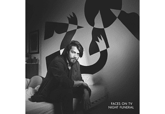 Faces On TV - Night Funeral Vinyl