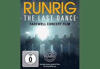 Runrig - The Last Dance – Farewell Concert Film  - (Blu-ray)