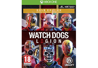 Xbox One - Watch Dogs : Legion - Édition Gold /Multilingue
