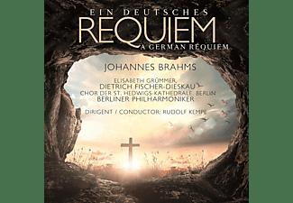 VARIOUS - EIN DEUTSCHES REQUIEM-GERMAN REQUIEM  - (CD)