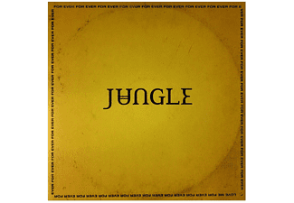 Jungle - For Ever (Ltd Yellow Vinyl LP)  - (Vinyl)