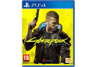 Cyberpunk 2077 UK PS4