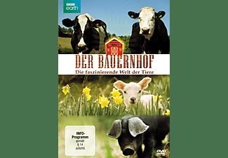 Der Bauernhof - Die faszinierende Welt der Tiere DVD