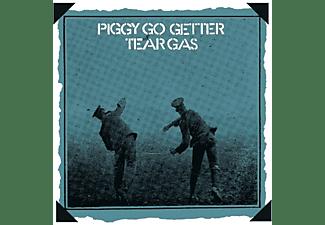 Tear Gas - Piggy Go Getter  - (CD)
