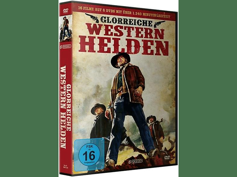 Glorreiche Westernhelden Deluxe-Box (6 Discs) [DVD]