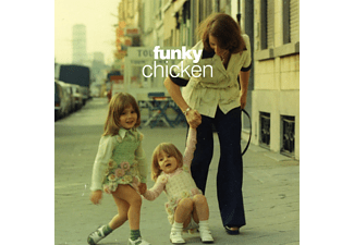 Artistes Divers - Funky Chicken: Belgian Grooves From The 70's CD